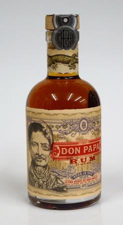 Rum DON PAPA 7 Jahre 40%vol 1x0,20L