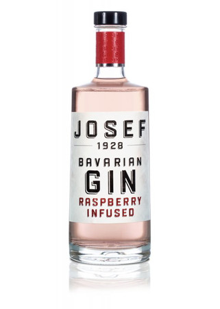 LANTENHAMMER JOSEF GIN RAPSBERRY INFUSED - 1x0,50L 42%vol.