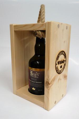 OSTERLAND WHISKY - RED PEAKs Batch 3 - Single Malt Whisky 44% 1x0,50L – Bild 2
