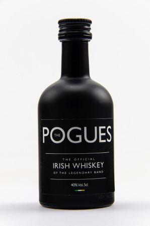 West Cork - THE POGUES - Blended Irish Whiskey - 1x0,05L 40% MINIATUR – Bild 1