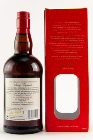Glenfarclas 1990/2018 CASK STRENGTH Limited Rare Bottling - 54,70%vol 1x0,7L – Bild 1