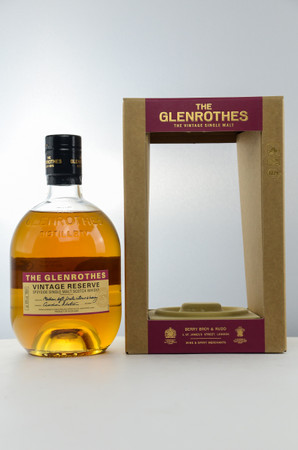 THE GLENROTHES VINTAGE RESERVE - Single Speyside Malt Whisky 40% 1x0,70L – Bild 1