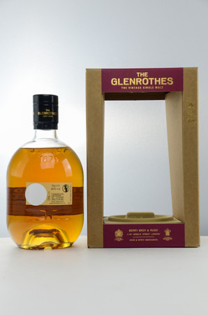 THE GLENROTHES VINTAGE RESERVE - Single Speyside Malt Whisky 40% 1x0,70L – Bild 2