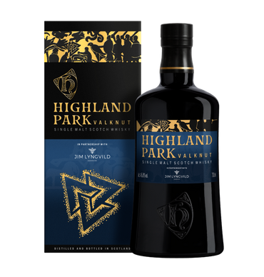 HIGHLAND PARK - VALKNUT - Orkney Island Single Malt Whisky 46,80% 1x0,70L