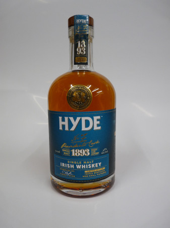 "HYDE No.7 ""Presidents Cask"" Sherry Cask Matured - IRISH WHISKEY 1x0,7L 46%"
