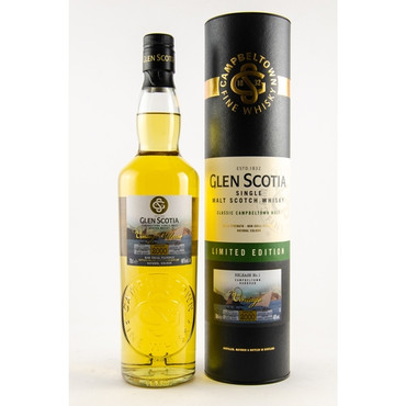 GLEN SCOTIA 2000 VINTAGE RELEASE No.1 - Limited Edition 1x0,7L 46%vol. – Bild 1