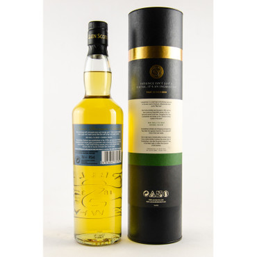 GLEN SCOTIA 2000 VINTAGE RELEASE No.1 - Limited Edition 1x0,7L 46%vol. – Bild 2