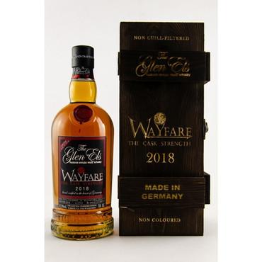 GLEN ELS - THE WAYFARE 2018 Cask Strength - Harzer Single Malt Whisky 61% 1x0,70L