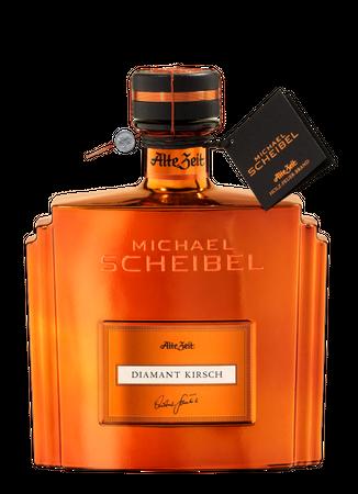 Scheibel - Alte Zeit - DIAMANT KIRSCH - 41%vol. 1x0,70L nur 750 Flaschen – Bild 1