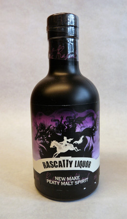 ANNANDALE Distillery - RASCALLY LIQUOR NEW MAKE PEATY MALT SPIRIT - 63,5% Vol 1x0,2L