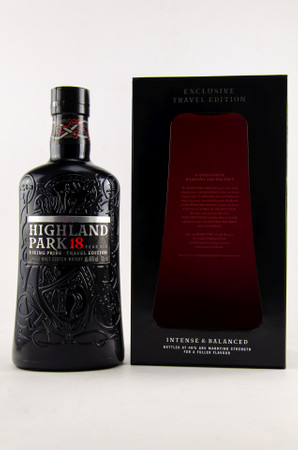 HIGHLAND PARK 18 y.o.Viking Pride TRAVEL EDITION - Single Malt Whisky 46% 1x0,70L – Bild 1
