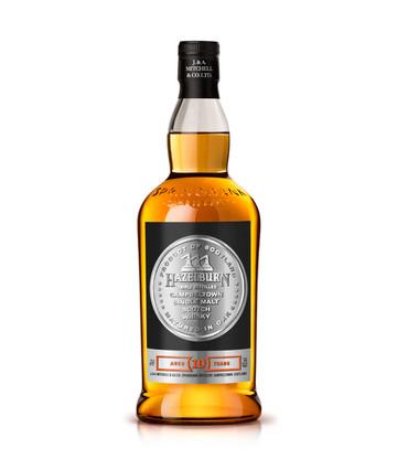 HAZELBURN 10y.o. (Springbank) - 46% Vol 1x0,7L  Campbeltown Single Malt Whisky – Bild 2