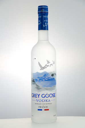 GREY GOOSE VODKA from France in GP - 1x0,70L 40%vol. – Bild 2