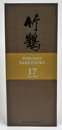 NIKKA PURE MALT TAKETSURU 17 Years - 43%vol 1x0,70L - Japan Blended Malt Whisky – Bild 2