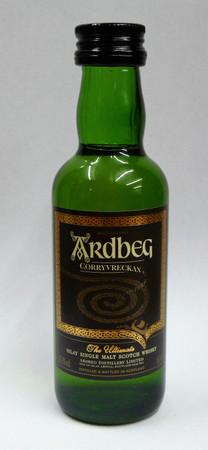 ARDBEG CORRYVRECKAN -  57,1% Vol 1x0,05L MINIATUR Single Islay Malt Whisky