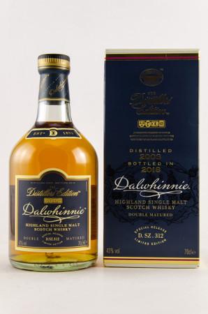 DALWHINNIE Distillers Edition 2018 -  43% Vol 1x0,7L Single Malt Scotch Whisky – Bild 1