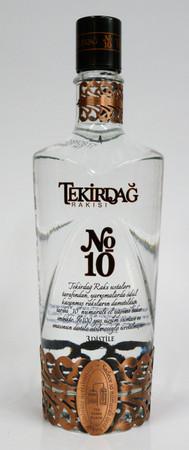 TEKIRDAG RAKISI No.10 / Raki / Türkei 47,5% 1x0,70L