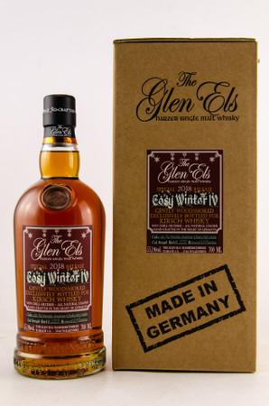 GLEN ELS - COSY WINTER IV 2018 - Gently Woodsmoked - Harzer Single Malt Whisky 55,1% 1x0,70L