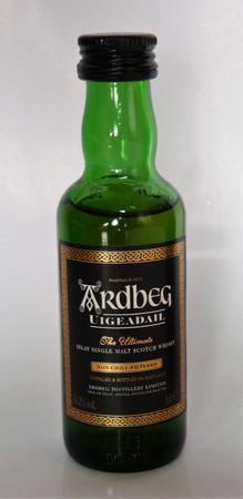 ARDBEG UIGEADAIL -  54,2% Vol 1x0,05 MINIATUR - Single Islay Malt Scotch Whisky
