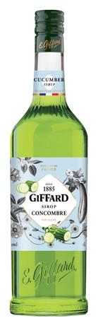 GIFFARD Bar Sirup 1,0 l - Sirup GURKE (Concombre) -  Mixen /  Mixgetränke / Cocktails