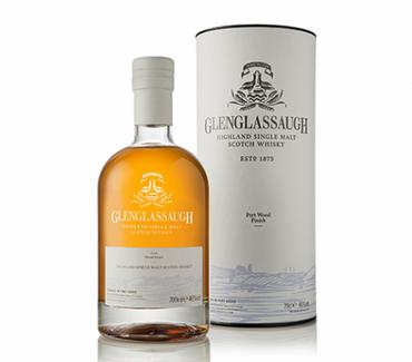 GLENGLASSAUGH PORT WOOD FINISH - Highland Single Malt  1x0,7L 46% vol