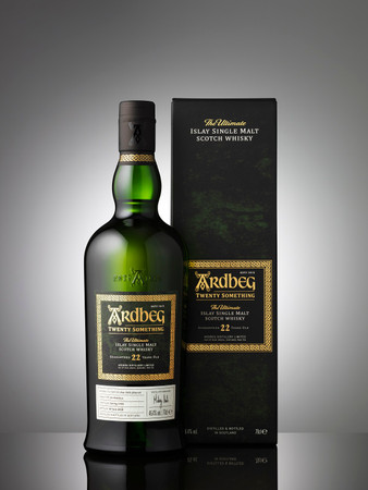 ARDBEG TWENTY SOMETHING 22 years -  46,4% Vol 1x0,7L Single Islay Malt Whisky – Bild 1