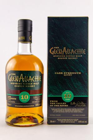 GlenAllachie 10 y.o. 54,8%vol. 1x0,70L BATCH 02 Speyside Single Malt