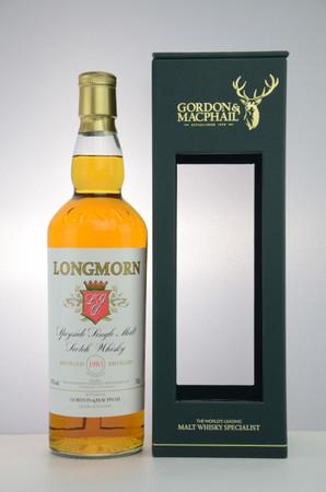 LONGMORN 1983/2014 - Gordon & Macphail RARE VINTAGE - 43%vol.1x0,7L - Single Malt Whisky