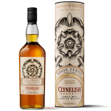 CLYNELISH RESERVE - HAUS TYRELL - Single Malt Scotch Whisky 51,2%Vol. 1x0,7L – Bild 1