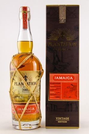 RUM PLANTATION JAMAICA - VINTAGE EDITON 2005 - 45,2%vol 1x0,70L – Bild 1