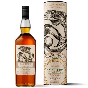 SINGLETON OF GLENDULLAN - HAUS TULLY - Single Malt Scotch Whisky 40%Vol. 1x0,7L – Bild 1