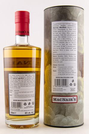 MACNAIR'S LUM REEK peated (GlenAllachie) Small Batch 46%vol. 1x0,70L  – Bild 2