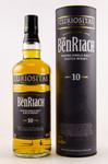 BENRIACH 10 y.o. CURIOSITAS Peated Malt - 46%Vol.- 1x0,70L - neue Ausstattung 001
