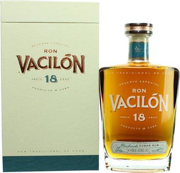 Rum - RON VACILON 18 Jahre Reserva Especial Kuba -  40 % vol/0,7L – Bild 1