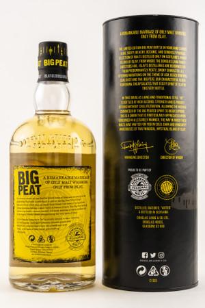 BIG PEAT - THE VATERTAG EDITION Batch #1 - ISLAY BLENDED MALT  1x0,7L 48% vol. – Bild 2