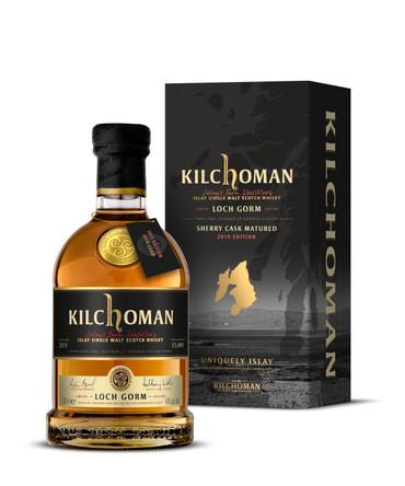 "KILCHOMAN ""LOCH GORM"" Edition 2019 - ISLAY SINGLE MALT WHISKY 1x0,7L 46% vol. – Bild 1"
