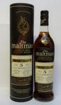 SECRET ISLAY 5y.o. (???) - The Maltman - SINGLE MALT WHISKY 54,9%Vol. 0,7L only 505 Bottles 001