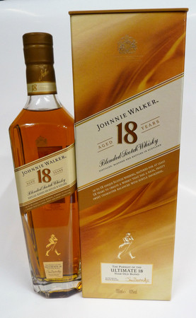 Johnnie Walker ULTIMATE 18 Years - Blended Scotch Whisky 40%Vol. 1x0,7L – Bild 1