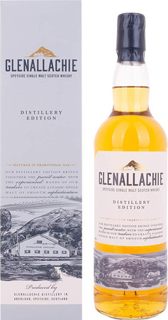 GlenAllachie DISTILLERY EDITION 40%vol. 1x0,7L in GP – Bild 1