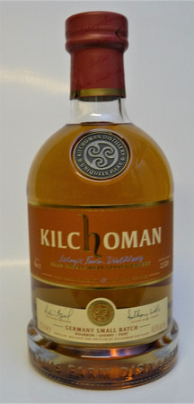 KILCHOMAN Small Batch Release for Germany 2019 Single Malt Whisky 1x0,7L 48,9% vol – Bild 3