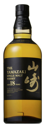 The Yamazaki 18 Jahre Single Malt Whisky Japan 43%vol. 1x0,7L neue Ausstattung