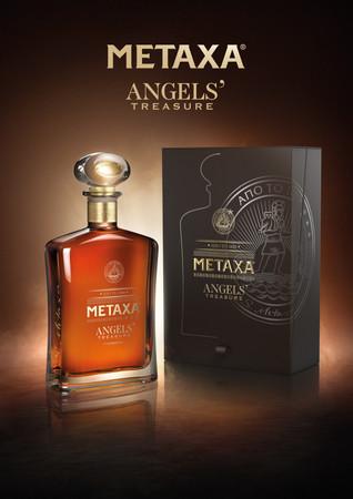 Metaxa Angels Treasure 0,7l 41% vol. – Bild 1