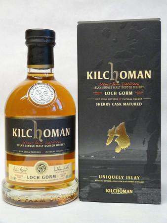 "KILCHOMAN ""Loch Gorm"" Edition 2016- ISLAY SINGLE MALT WHISKY 1x0,7L 46% vol."