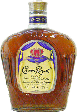 Seagrams Crown Royal Canadian Whisky Blend 40% 1x0,70L