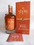 SLYRS WHISKY SHERRY Pedro Ximenez Fass - Bavarian Single Malt Whisky 46% 1x0,70L