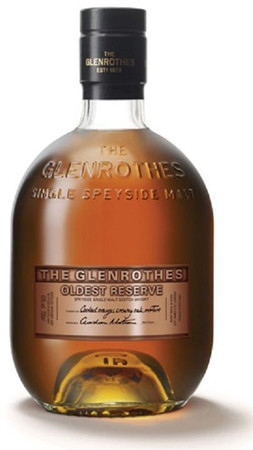 THE GLENROTHES Oldest Reserve - Single Speyside Malt Whisky 43% 1x1,0L