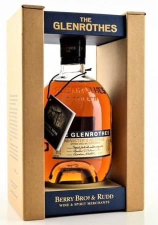 THE GLENROTHES Minister's Reserve - Single Speyside Malt Whisky 43% 1x0,70L