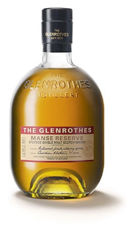 THE GLENROTHES Manse Reserve - Single Speyside Malt Whisky 43% 1x0,70L