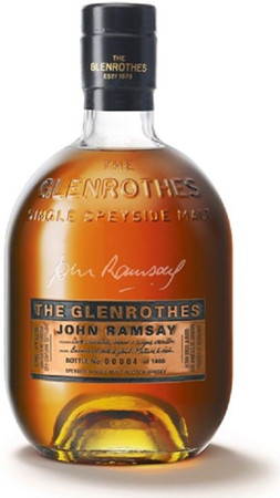 THE GLENROTHES John Ramsay - Single Speyside Malt Whisky 46,7% 1x0,70L