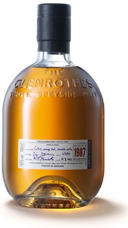 THE GLENROTHES VINTAGE 1987 - Single Speyside Malt Whisky 43% 1x0,70L